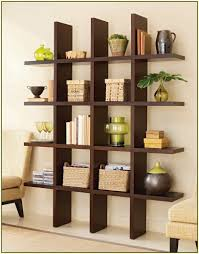 furniture home open shelf bookcase room divider design modern