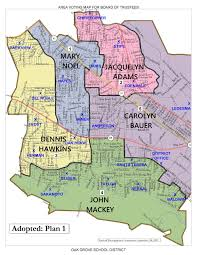 san jose district map board of trustees board oak grove school district