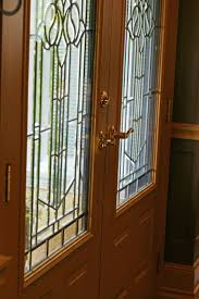 wood glass front doors 65 best leaded glass front doors images on pinterest front doors