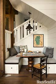 Cozy Height Of Banquette Seating Furniture Comfort And Elegant Breakfast Nook Bench
