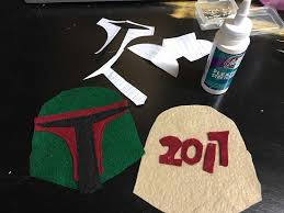 diy boba fett ornaments add some bounty to your tree