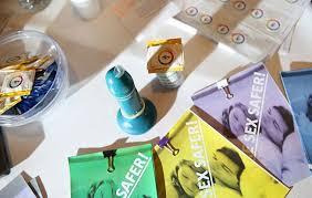 new condom will change colors if someone has an sti bored panda