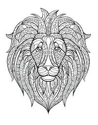 photo coloring book cool lion king pages mufasa lion guard
