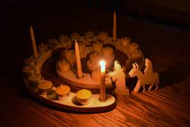 advent candle lighting readings 2015 mothering with mindfulness the first light of advent
