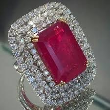 ruby diamond ring 3e6be3f44b6a2d0fd660662cbd0cb740 diamond ring ruby