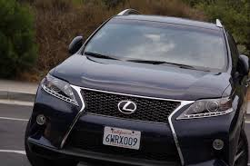2013 lexus rx 350 video review 2013 lexus rx f sport review video