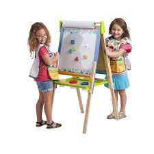 amazon com ecr4kids 3 in 1 premium standing art easel with