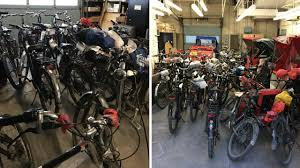 nypd cracks down on illegal e bikes in 24 hour blitz am new york