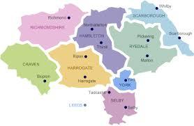 map uk harrogate home