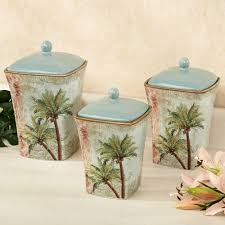 ideas white sea star kitchen canisters for kitchen accessories ideas west palm tree kitchen canisters for kitchen accessories ideas