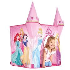 disney princess disney princess 167dsy getgo role play tent amazon co uk toys
