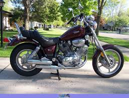 gallery of yamaha virago 750