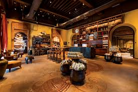 Home Brew Store by Starbucks Opens Spectacular Flagship Store In Mumbai Honoring The
