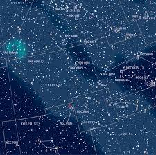 Night Sky Map Tonight A