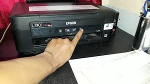 printer epson l210 minta reset it is time to reset the ink levels on epson l210 youtube
