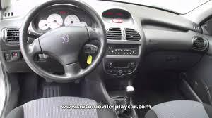peugeot 206 van automoviles playcar almeria peugeot 206 1 4 i 75 cv año 2005 youtube
