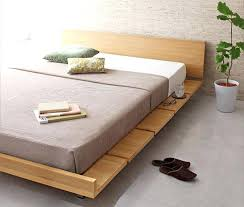 Platform Bed Wood Platform Bed Frame How To Build A Platform Bed Frame How To Build
