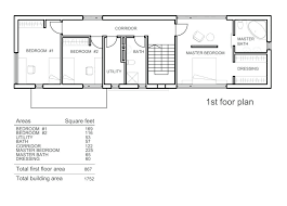 simple rectangular house plans rectangle shaped house plans 1 story rectangular house plans
