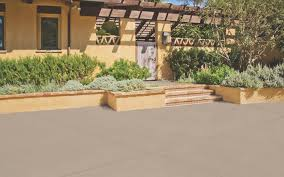 Patio Paint Designs Painting A Concrete Patio How To Apply Behr Premium Solid Color