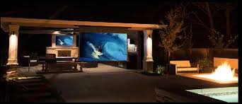 Incredible  Backyard Theater Ideas On Backyard Movie Theater - Extreme backyard designs