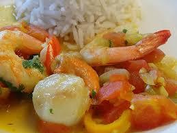 cuisiner les noix de jacques cuisiner des noix de st jacques avec corail awesome curry de gambas