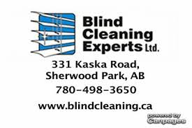 Blind Cleaning Toronto Blind Cleaning Experts Ltd Edmonton Ab 4294 93 St Nw Canpages