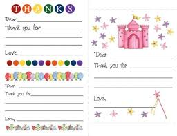 printable thank you note free printable thank you cards