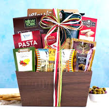 italian food gift baskets italian gourmet gift basket buon appetito