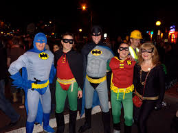 halloween costume robin costume inspiration from west hollywood halloween carnavals past