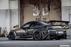 japanese drift cars the street dancer naoki ishijima u0027s rx 8 stancenation