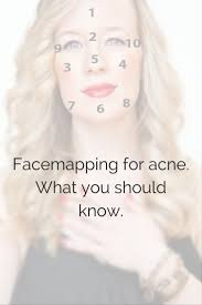 Face Mapping Acne 60 Best Acne Clearing Success Stories Heal Your Face With Food