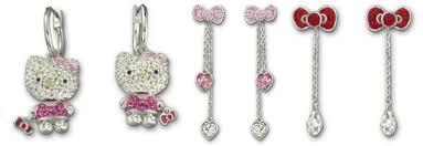 hello earrings hello goes glam world