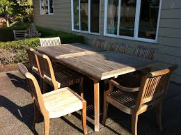 Mid Century Outdoor Chairs Exterior Interesting Smith And Hawken Patio Furniture For