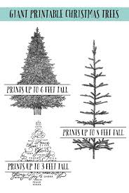 draw together christmas trees caravan shoppe
