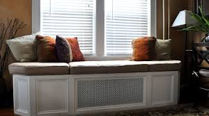 Diy Padded Storage Bench Bench Memorable Living Room Storage Bench Seat Terrifying