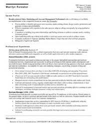 account manager resumes account manager resume exles account executive resume exle