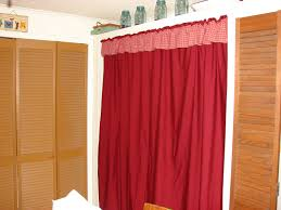 Old Curtains Goose Hill Farm Pantry Curtains