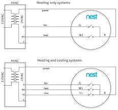 wiring diagrams nest thermostat installation uk nest thermostat