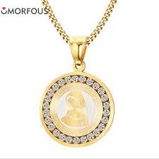 aliexpress buy new arrival 10pcs upscale jewelry 10pcs lot luxury pendant necklace for men gold color