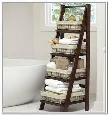 bathroom storage with baskets u2013 creation home