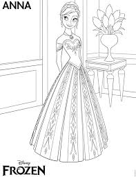 free frozen printables coloring pages invitations
