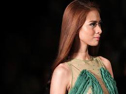 hairstyle in the philippines best hairstyles philippine fashion week s s 2014 cosmo ph