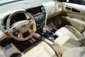 nissan pathfinder hybrid 2014 2014 nissan pathfinder hybrid offers both power and efficiency