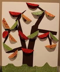 kids u0027 holiday craft family photo tree