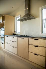 kitchen cabinets basic kitchen cabinet crisp simple and modern plywood kitchen oiled birch plywood and