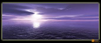 seascape wallpapers endless sea wallpaper beautiful sunset digital painting artist rybakow