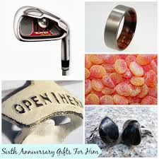6th anniversary gift ideas for wedding gift iron gifts for 6th wedding anniversary picture best