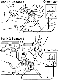 2004 Ford F 150 Camshaft Position Sensor Location Repair Guides Electronic Engine Controls Oxygen Sensor