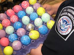 cascarones easter the easter eggs you can t bring through border security the voyage