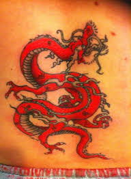 37 japanese dragon tattoo colors images